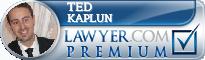 Ted Kaplun  Lawyer Badge