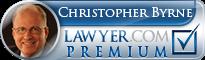 Christopher J Byrne  Lawyer Badge