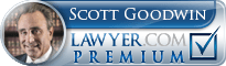 Scott Goodwin  Lawyer Badge