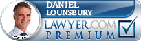 Daniel Joshua Lounsbury  Lawyer Badge