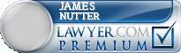 James Davis Nutter  Lawyer Badge