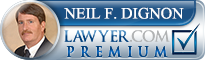 Neil F. Dignon  Lawyer Badge