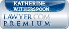 Katherine R. Witherspoon  Lawyer Badge