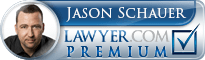 Jason Henry Schauer  Lawyer Badge