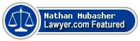 Nathan Mubasher  Lawyer Badge