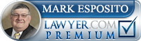 Mark M Esposito  Lawyer Badge