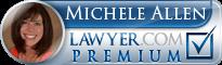 Michele Allen  Lawyer Badge
