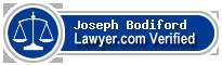Joseph C. Bodiford  Lawyer Badge