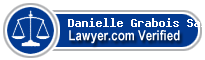 Danielle Grabois Salice  Lawyer Badge