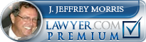 J. Jeffrey Morris  Lawyer Badge