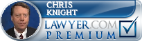 Chris L. Knight  Lawyer Badge
