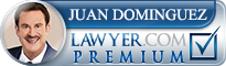 Juan J. Dominguez  Lawyer Badge