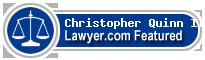 Christopher Wayne Quinn II  Lawyer Badge