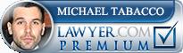 Michael James Tabacco  Lawyer Badge
