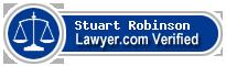 Stuart Jay Robinson  Lawyer Badge