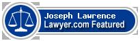 Joseph Pelham Lawrence  Lawyer Badge
