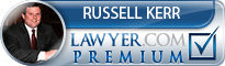 Russell Andrews Kerr  Lawyer Badge