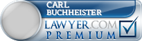 Carl William Buchheister  Lawyer Badge