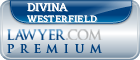 Divina Kay Westerfield  Lawyer Badge