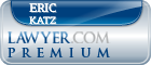 Eric Richard Katz  Lawyer Badge