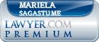 Mariela Jeannette Sagastume  Lawyer Badge