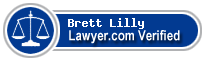 Brett Robert Lilly  Lawyer Badge