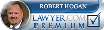 Robert Smead Hogan  Lawyer Badge