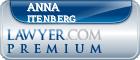 Anna Itenberg  Lawyer Badge