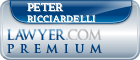 Peter A. Ricciardelli  Lawyer Badge