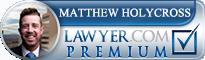 Matthew Michael Holycross  Lawyer Badge