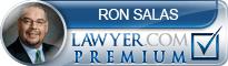 Ron Salas  Lawyer Badge