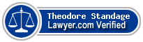 Theodore D. Standage  Lawyer Badge