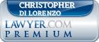 Christopher Cameron Di Lorenzo  Lawyer Badge