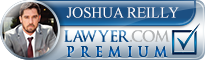Joshua P. Reilly  Lawyer Badge