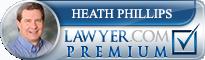 Heath Allen Phillips  Lawyer Badge