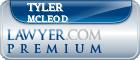 Tyler P. Mcleod  Lawyer Badge
