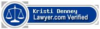 Kristi J. Denney  Lawyer Badge