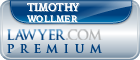 Timothy John Wollmer  Lawyer Badge