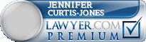 Jennifer Ellen Curtis-Jones  Lawyer Badge