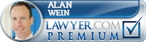 Alan Wein  Lawyer Badge