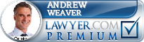 Andrew E. Weaver  Lawyer Badge