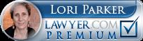 Lori Parker  Lawyer Badge