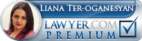 Liana Ter-Oganesyan  Lawyer Badge