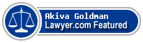 Akiva Goldman  Lawyer Badge