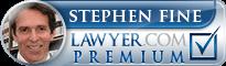 Stephen R. Fine  Lawyer Badge