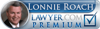 Lonnie Roach  Lawyer Badge