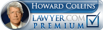 Howard Collins  Lawyer Badge