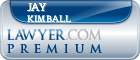 Jay Kimball  Lawyer Badge