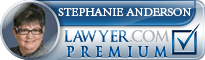 Stephanie T. Anderson  Lawyer Badge