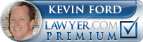 Kevin Ford  Lawyer Badge